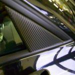 カーボンブラック アウディTT 【Lapps】カーラッピング