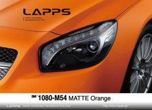 3M 1080 M54 マットオレンジ