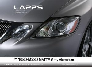 3M1080-M230 マットグレイアルミニウム