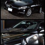メルセデスベンツ SL550