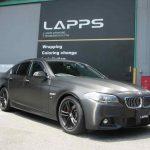 カーラッピング BMW 523d フルラッピング