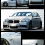 BMW 5service F11