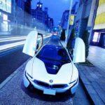 カーラッピング BMW i8 フルラッピング