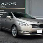 カーラッピング トヨタ マークX ジオ フルラッピング【LAPPS】