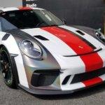 カーラッピング ポルシェ 911 GT3RS フルラッピング 【LAPPS】
