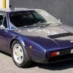 カーラッピング フェラーリ ディーノ 308GT4 フルラッピング 【LAPPS】