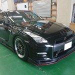 カーラッピング 日産 GTR パートラッピング【LAPPS】