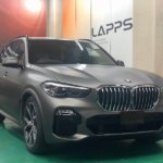 カーラッピング BMW X5 フルラッピング 【LAPPS】