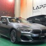 カーラッピング BMW m850iカブリオレ フルラッピング 【LAPPS】