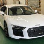 カーラッピング Audi R8 フルラッピング 【LAPPS】