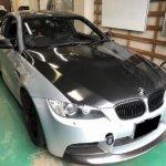 カーラッピング BMW M3 パートラッピング【LAPPS】