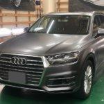 カーラッピング Audi Q7 フルラッピング 【LAPPS】