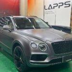 カーラッピング Bentley Bentayga フルラッピング 【LAPPS】